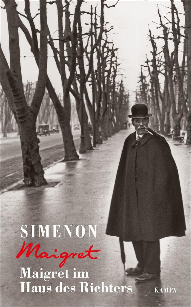 Maigret im Haus des Richters als eBook epub