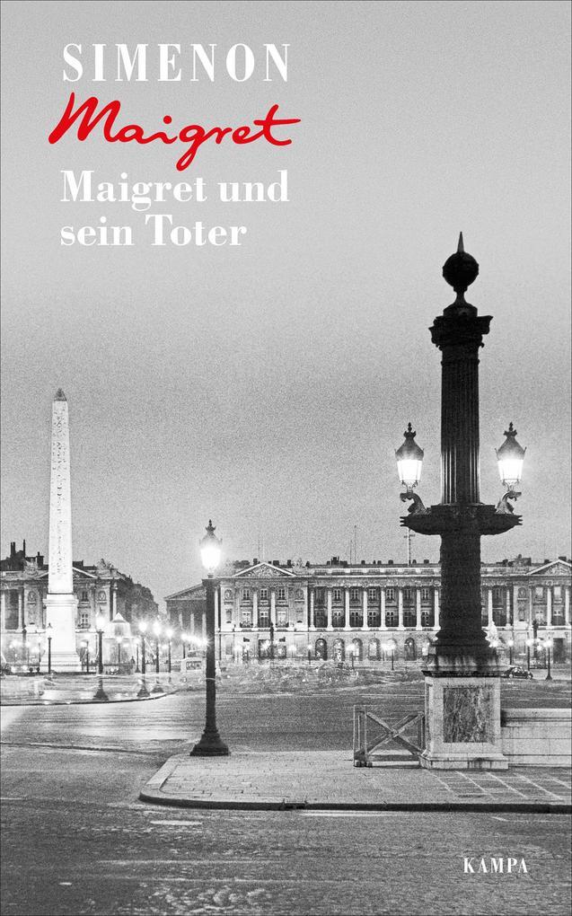 Maigret und sein Toter als eBook epub