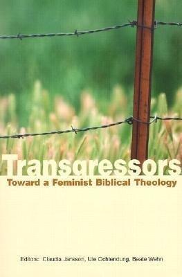 Transgressors: Toward a Feminist Biblical Theology als Taschenbuch