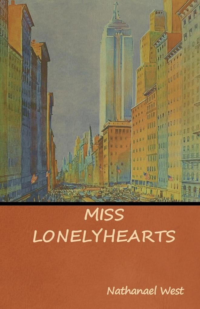 Miss Lonelyhearts als Buch