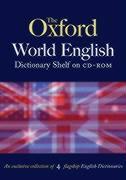 The Oxford World English Dictionary Shelf als Hörbuch CD