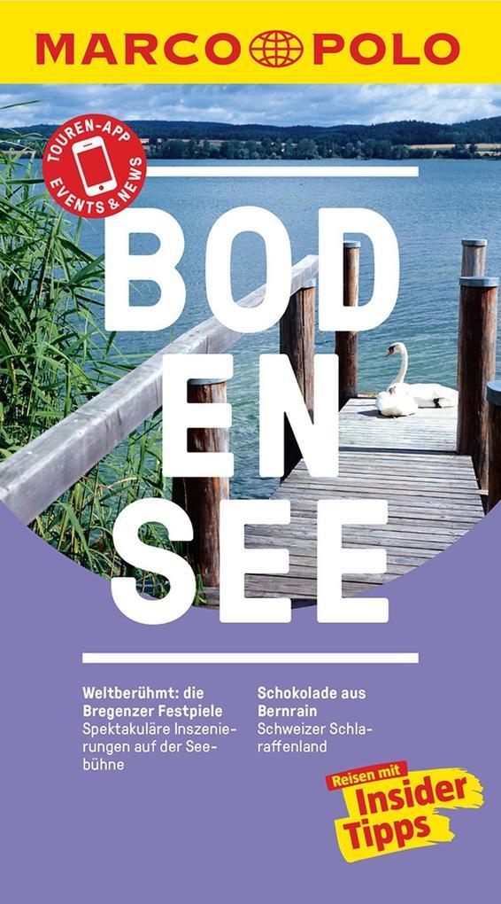 MARCO POLO Reiseführer Bodensee als eBook epub