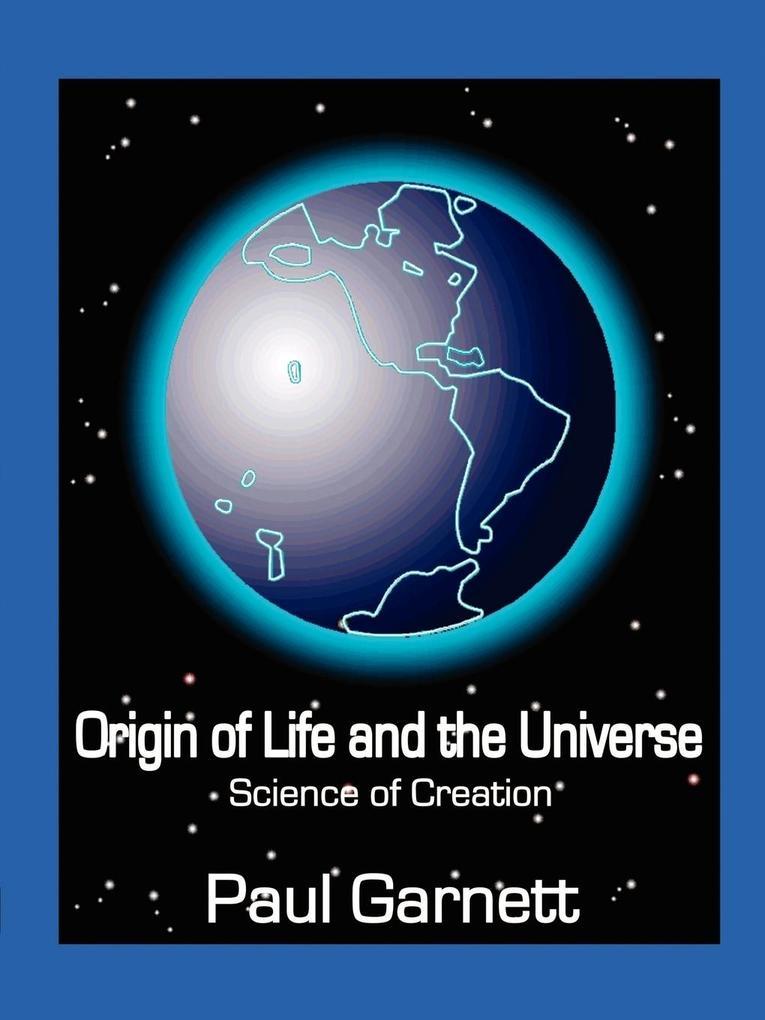 Origin of Life and the Universe als Taschenbuch