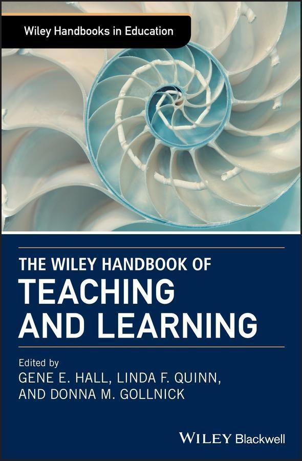 The Wiley Handbook of Teaching and Learning als eBook epub