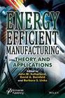 Energy Efficient Manufacturing