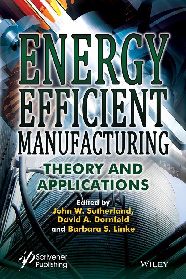 Energy Efficient Manufacturing als eBook epub