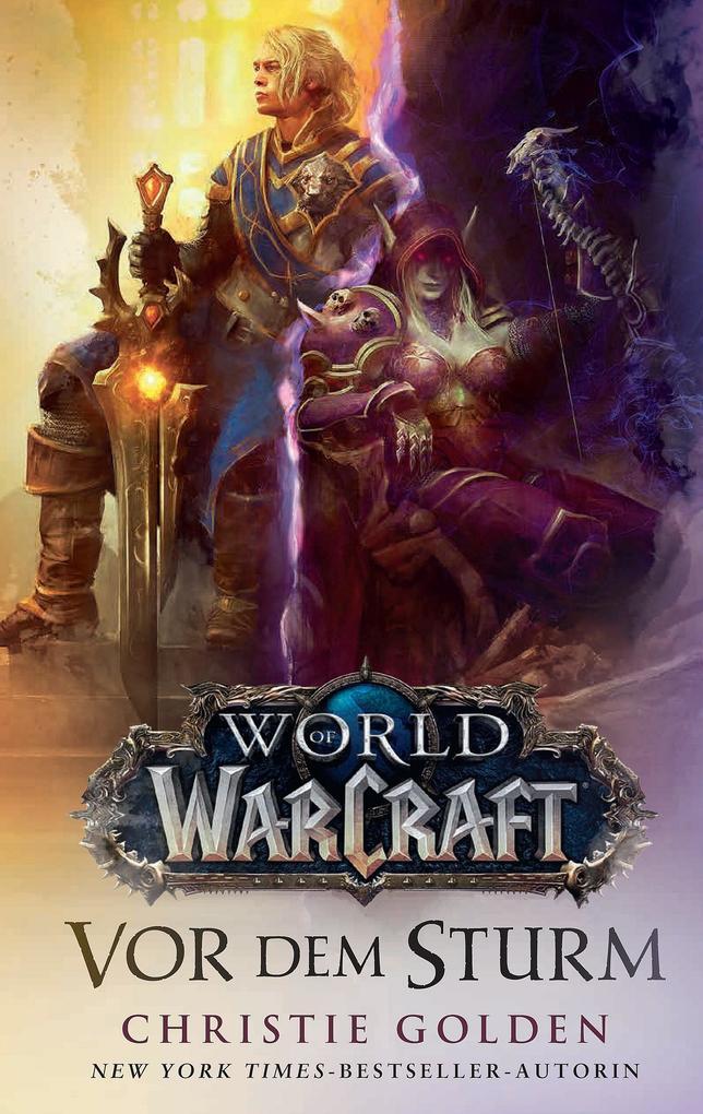 World of Warcraft: Vor dem Sturm als eBook epub