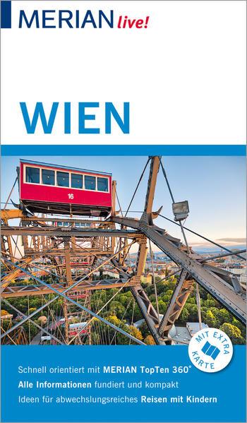 MERIAN live! Reiseführer Wien als Buch (kartoniert)