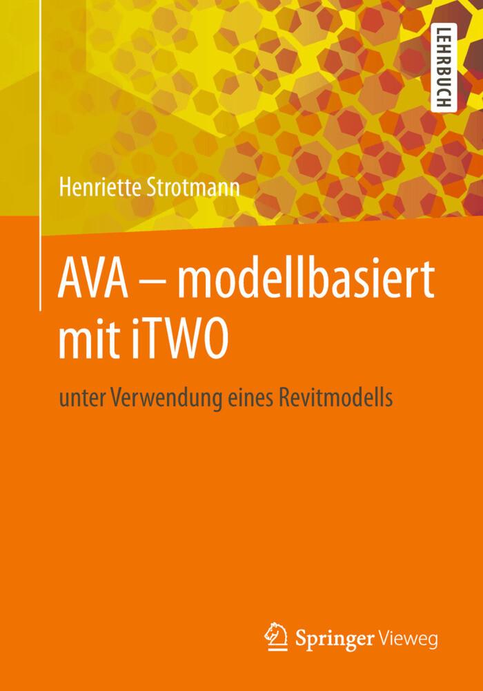 AVA - modellbasiert mit iTWO als Buch (kartoniert)
