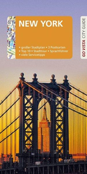 GO VISTA: Reiseführer New York als Buch (kartoniert)