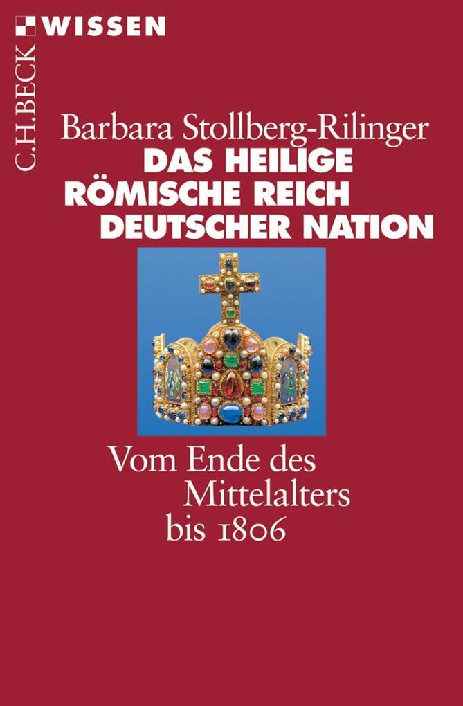 Das Heilige Römische Reich Deutscher Nation als eBook epub