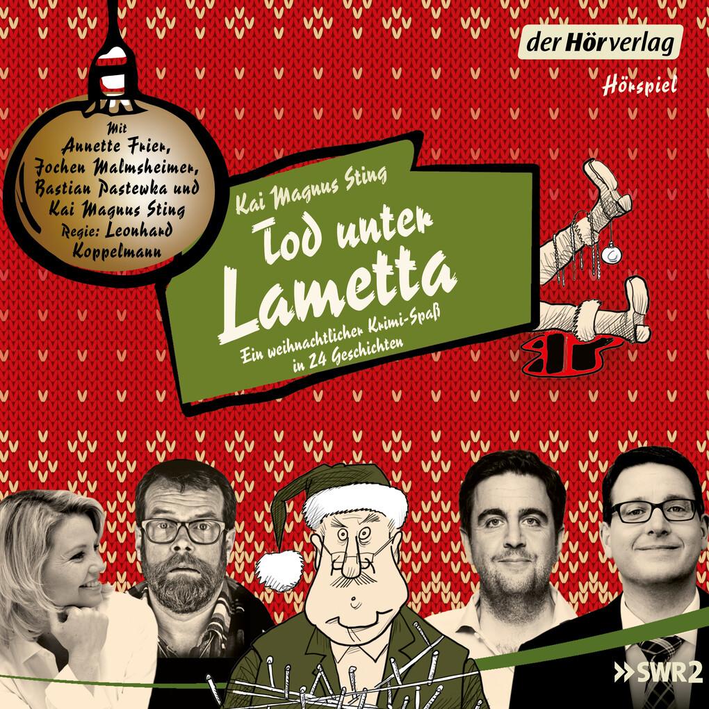 Tod unter Lametta als Hörbuch Download