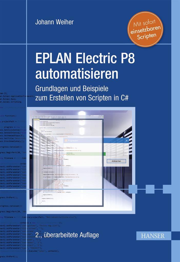 EPLAN Electric P8 automatisieren als eBook epub