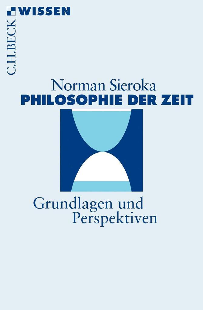 Philosophie der Zeit als eBook epub