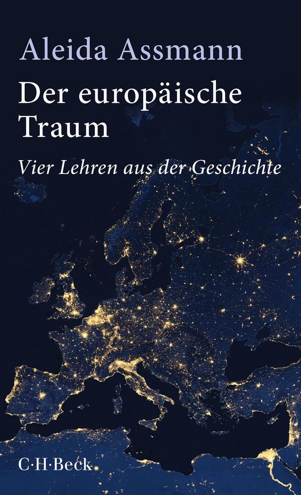 Der europäische Traum als Buch