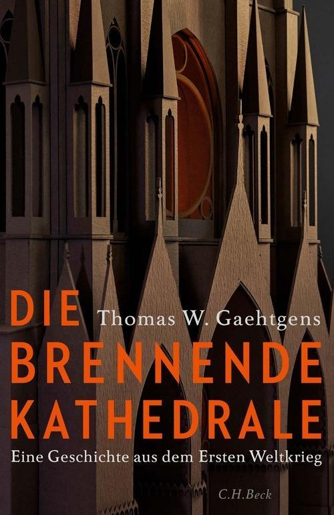 Die brennende Kathedrale als eBook epub