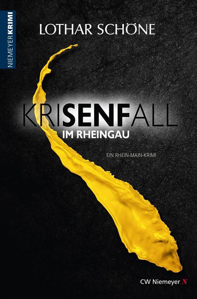 KriSENFall im Rheingau als eBook epub