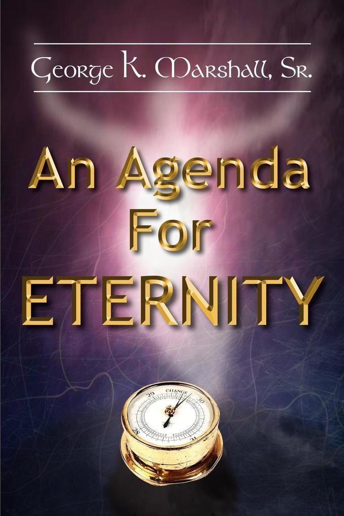 An Agenda For Eternity als Taschenbuch