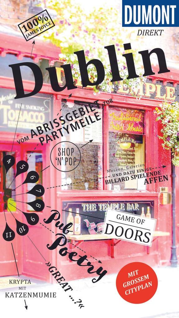 DuMont direkt Reiseführer Dublin als Buch (kartoniert)
