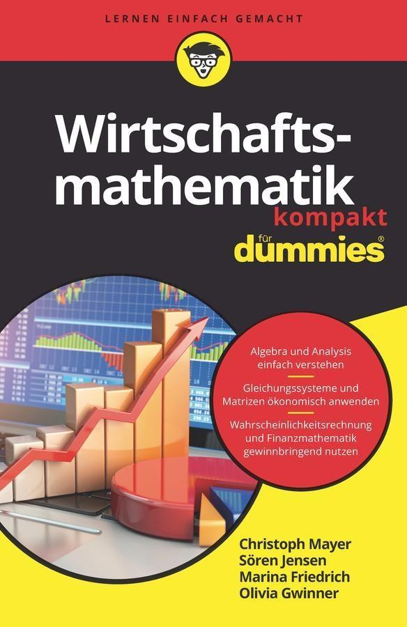 Wirtschaftsmathematik kompakt für Dummies als eBook