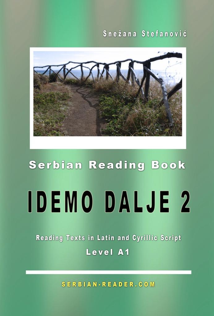"Serbian Reading Book ""Idemo dalje 2"" als eBook epub"