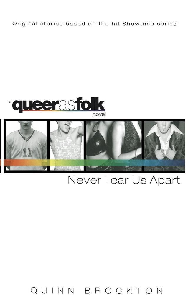 Never Tear Us Apart als Buch (kartoniert)