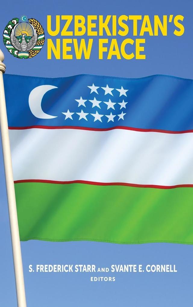 Uzbekistan's New Face als Buch (gebunden)