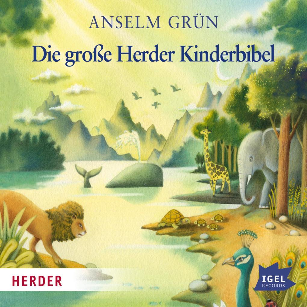 Die große Herder Kinderbibel als Hörbuch Download
