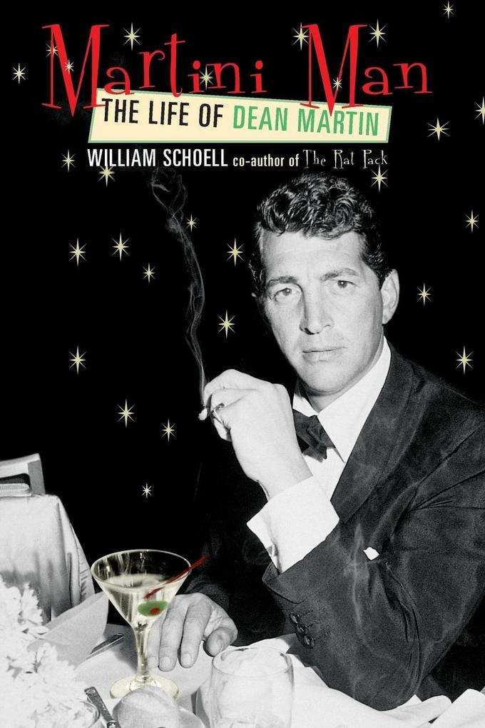 Martini Man als Buch (kartoniert)