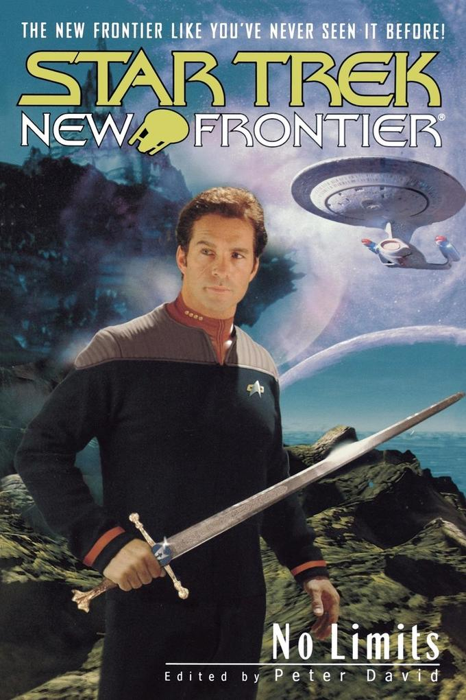 Star Trek: New Frontier: No Limits Anthology als Taschenbuch