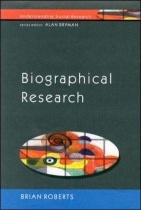 Biographical Research als Taschenbuch