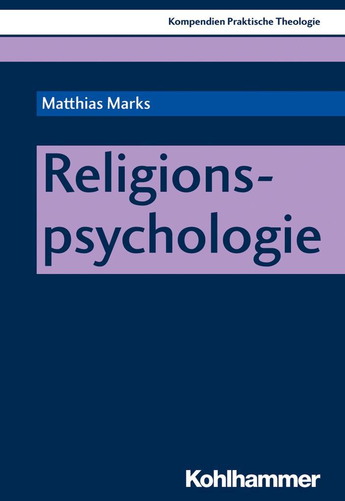 Religionspsychologie als eBook epub