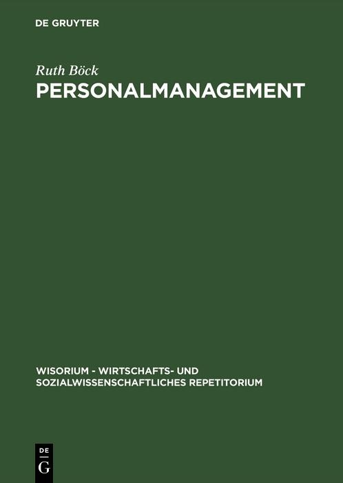 Personalmanagement als eBook pdf