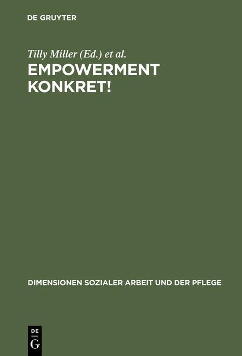 ?Empowerment konkret! als eBook pdf