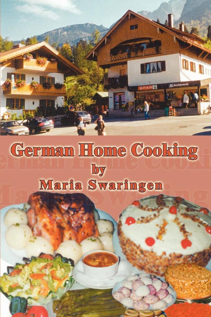German Home Cooking als Buch (kartoniert)