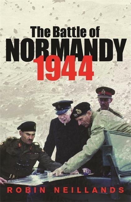The Battle of Normandy 1944 als Buch (kartoniert)