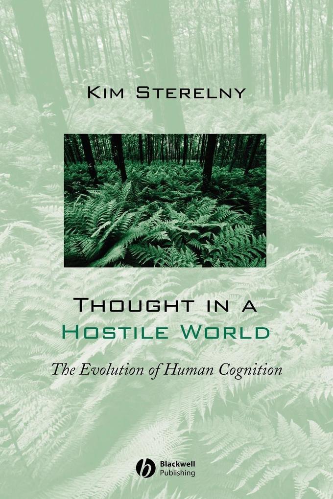 Thought In A Hostile World als Buch (kartoniert)