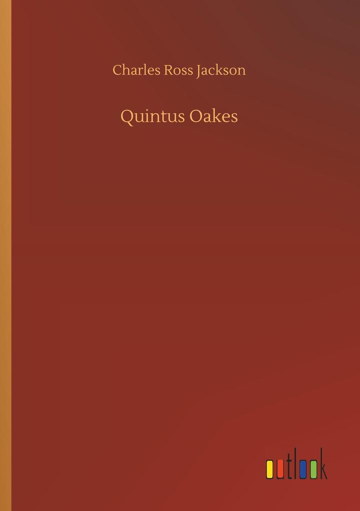 Quintus Oakes als Buch (kartoniert)