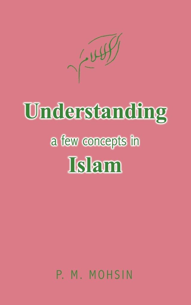 Understanding a few concepts in Islam als Taschenbuch
