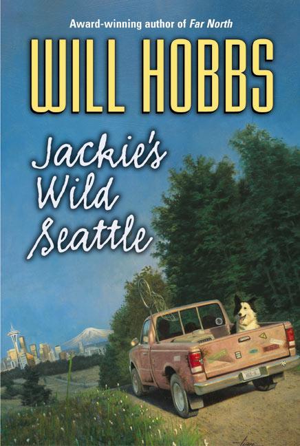 Jackie's Wild Seattle als Taschenbuch