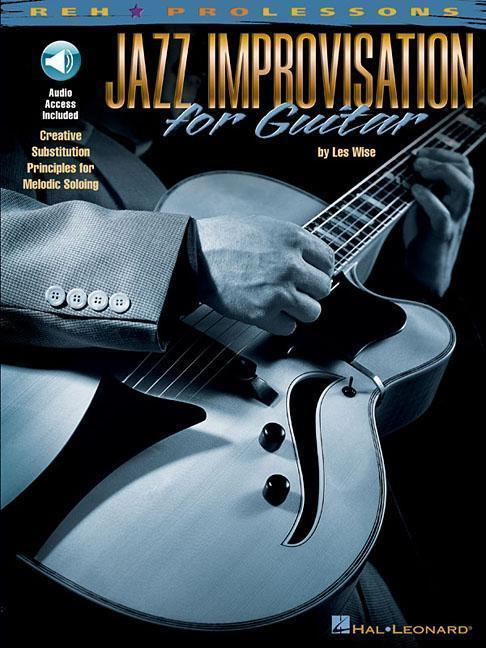 Jazz Improvisation for Guitar [With CD with 35 Demo Tracks] als Taschenbuch