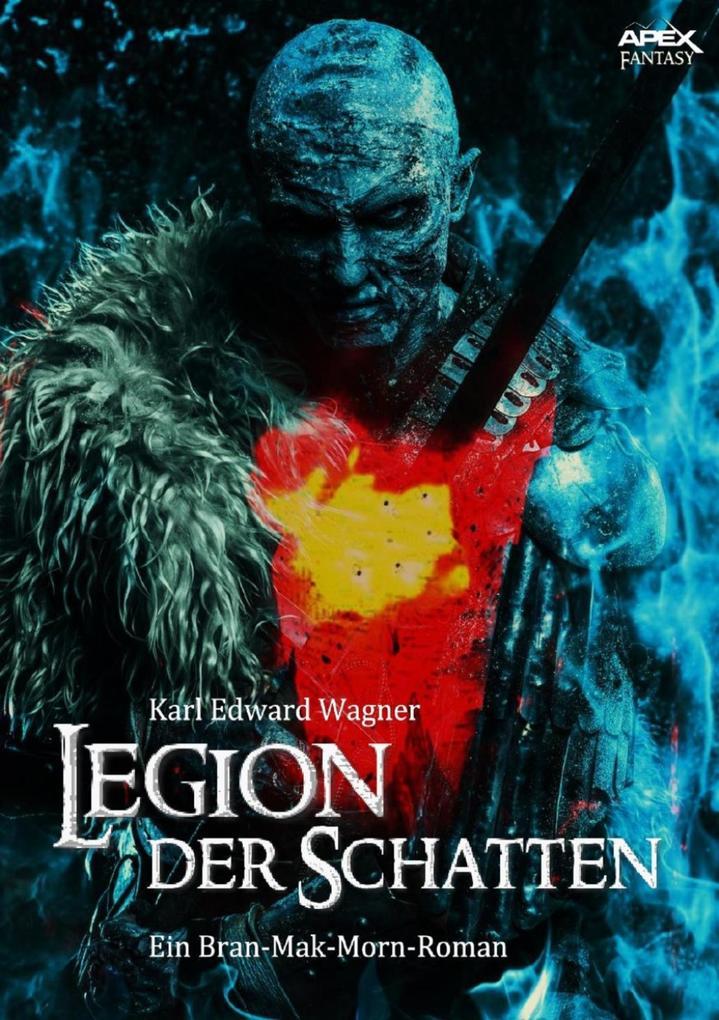 LEGION DER SCHATTEN - Ein BRAN MAK MORN-Roman als eBook epub