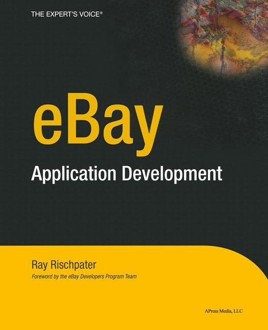 eBay Application Development als Buch (kartoniert)