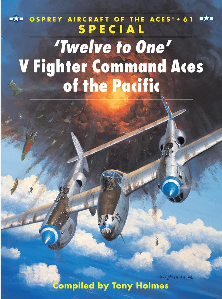 'Twelve to One' V Fighter Command Aces of the Pacific als Taschenbuch