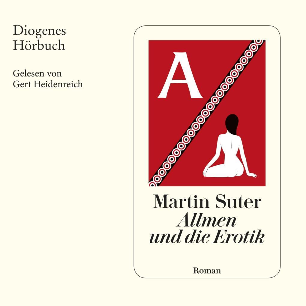 Allmen und die Erotik als Hörbuch Download