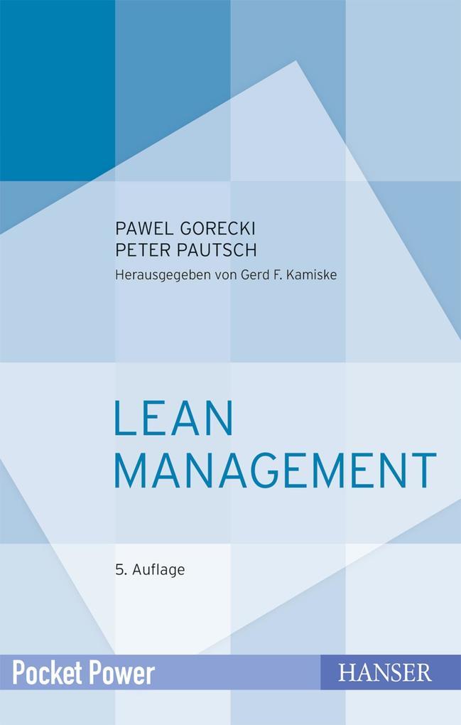 Lean Management als eBook epub