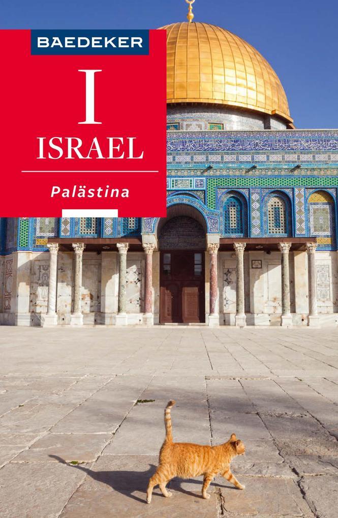 Baedeker Reiseführer Israel, Palästina als eBook epub