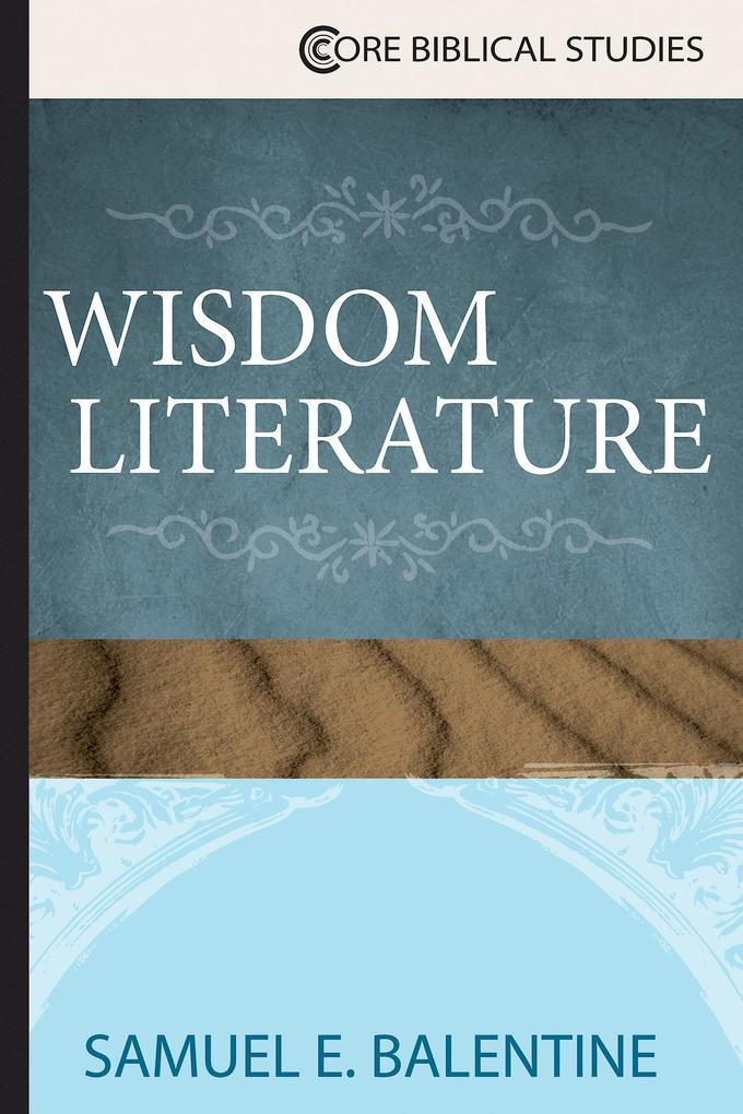 Wisdom Literature als eBook epub