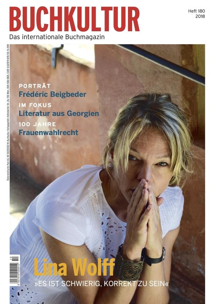 Magazin Buchkultur 180 als eBook epub