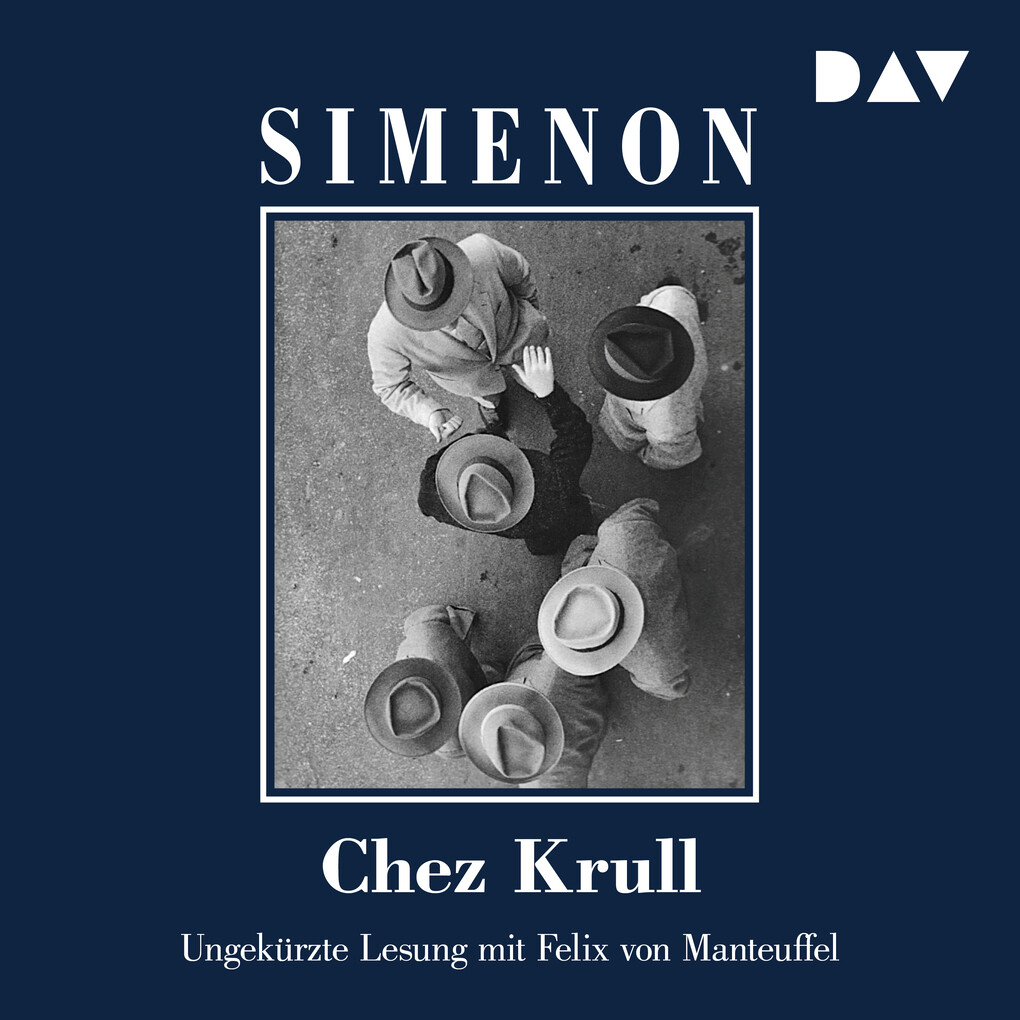 Chez Krull als Hörbuch Download